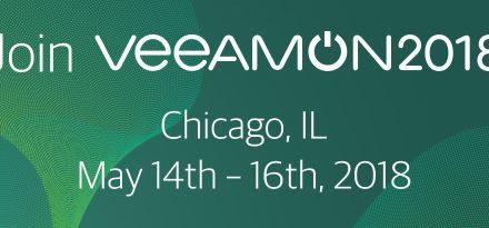 VeeamOn 2018 – Chicago – See You There!