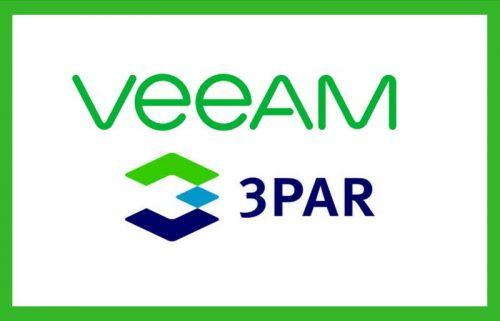 Veeam  – HPE 3PAR 3.3.1 – Failed to check fingerprint