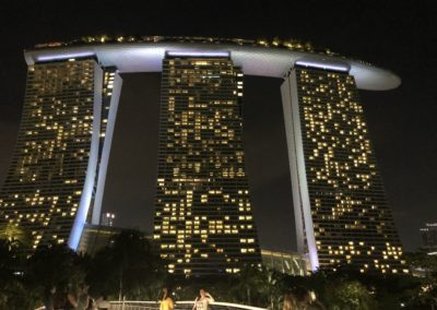 MarinaBaySands-Night