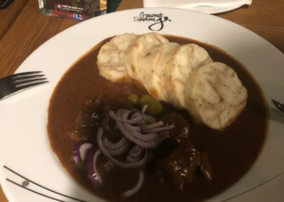 first goulash